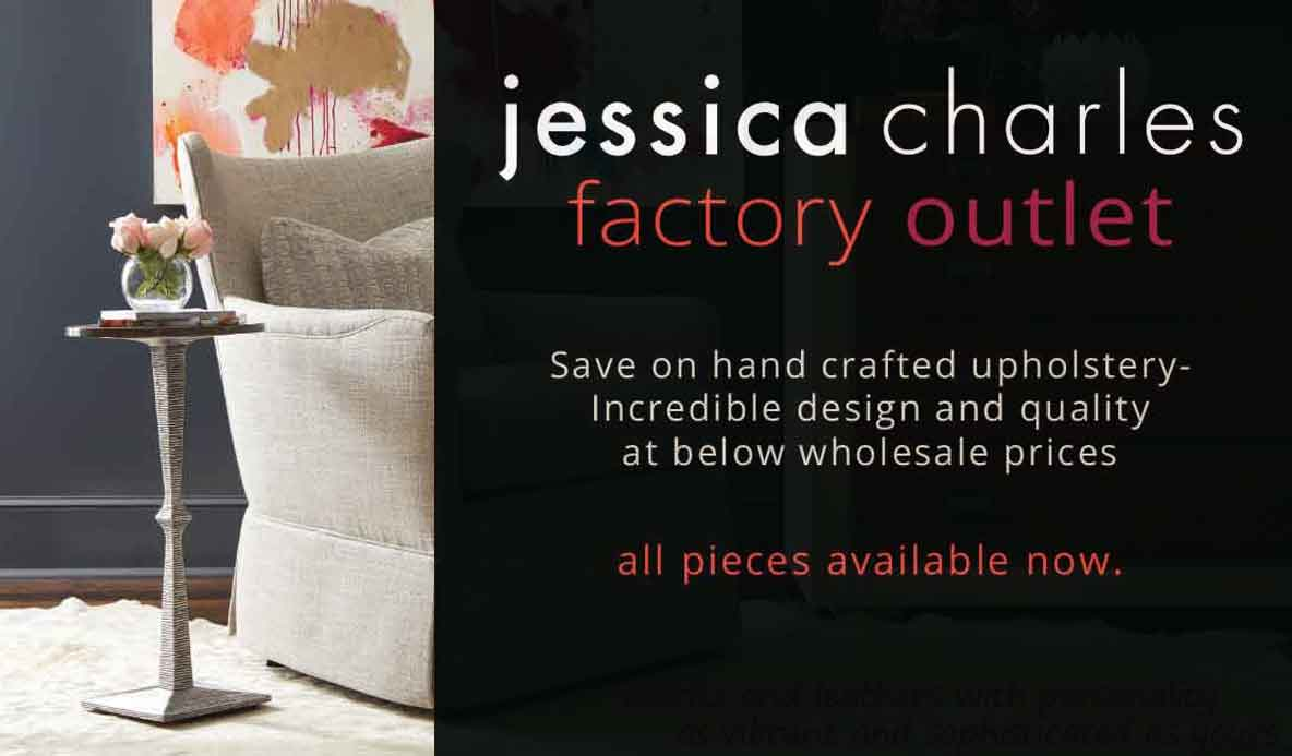 Jessica Charles Furniture Outlet